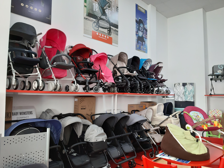 Foto 22 de Ropa y artículos de bebé en Alcorcón | La Estrella del Bebé