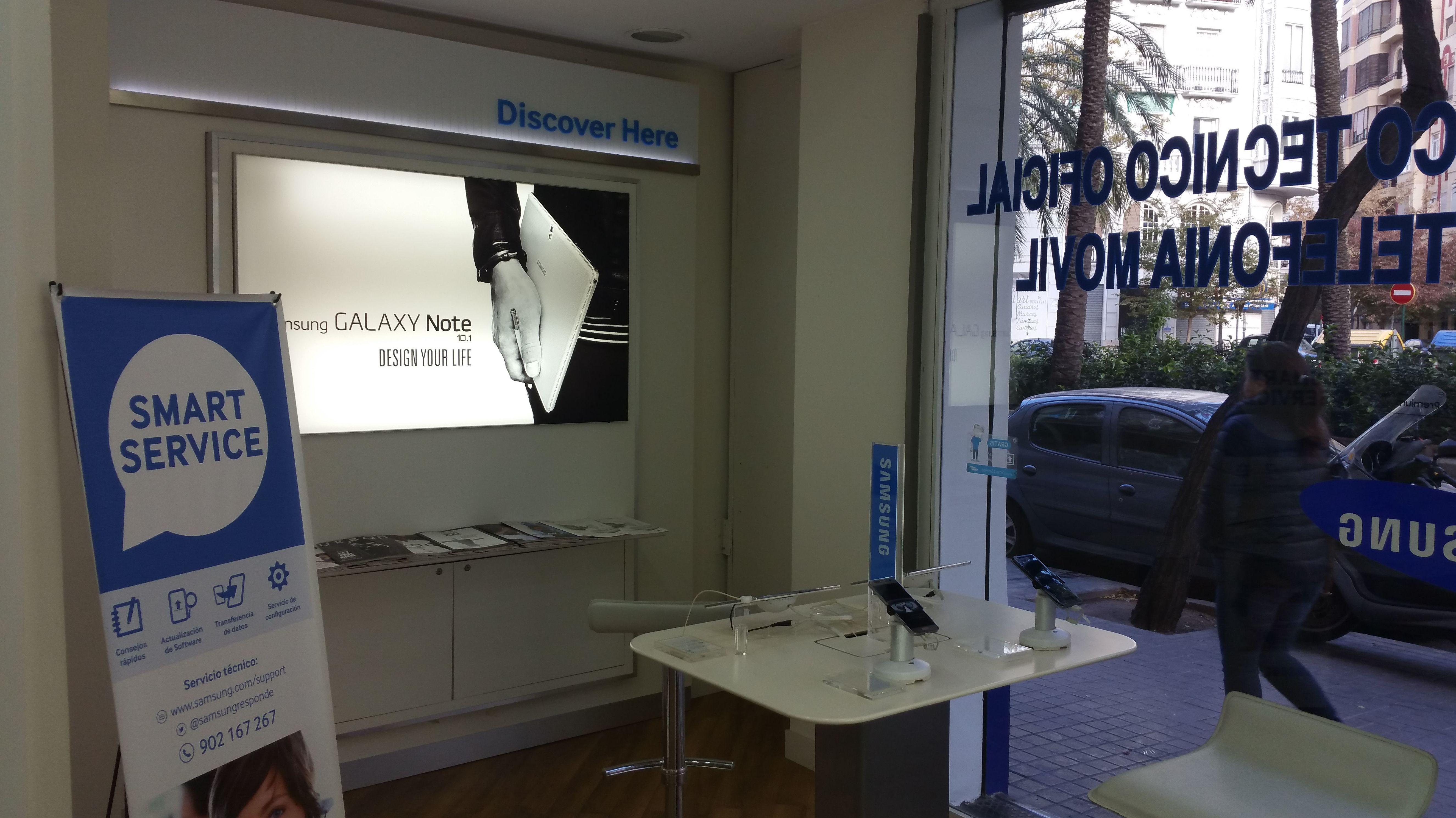 Servicio oficial Sony Ericsson en Valencia