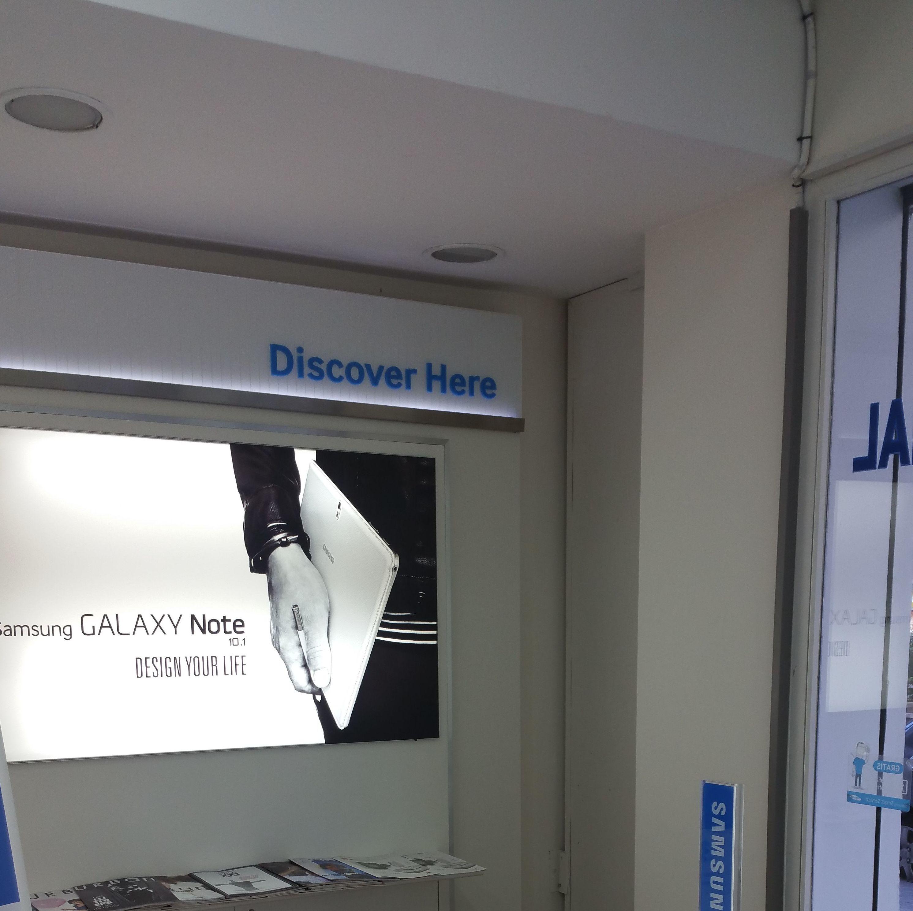 Asistencia técnica Samsung  en Valencia