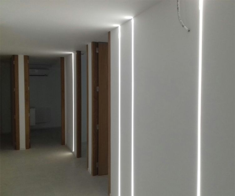 Panel Alumisol para aislante de paredes en Valencia