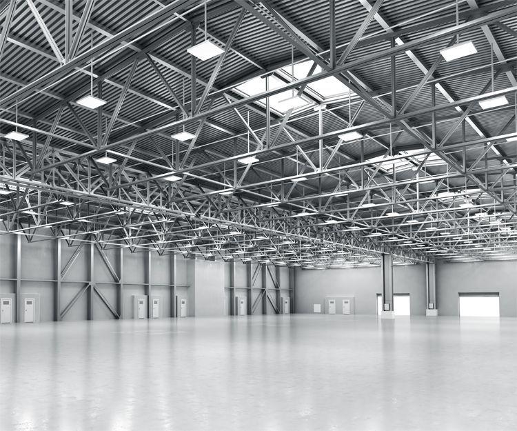 Techos termoacústicos industriales: Productos y servicios de Innovaplak Eliminación de Humedades