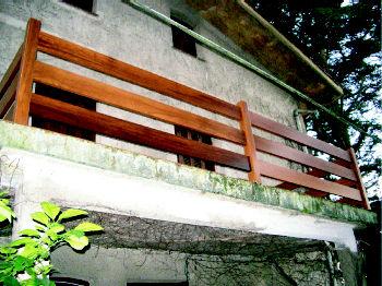 Carpinteria madera Puertas Zarautz