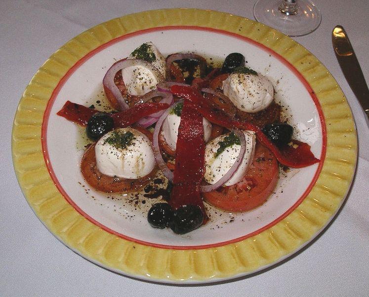 Quesos: Catálogo de Restaurante Don Leone