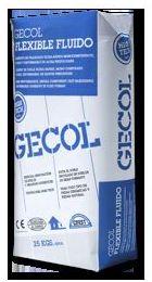 Gecol Flexible fluído: Catálogo de Materiales de Construcción J. B.
