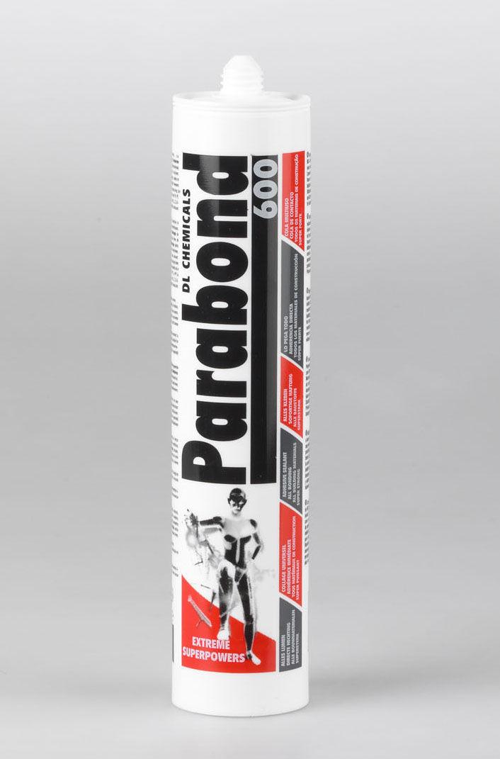 Parabond 600: Catálogo de Materiales de Construcción J. B.