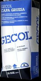 Gecol Capa gruesa: Catálogo of Materiales de Construcción J. B.