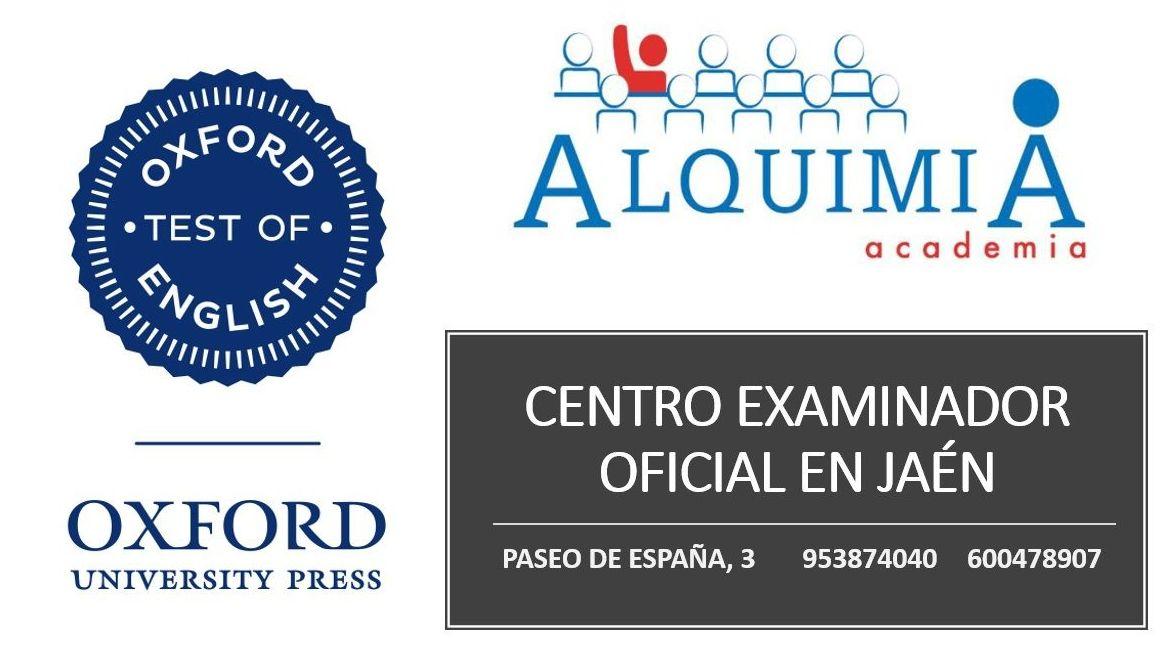 B1, B2 INGLÉS. OXFORD TEST OF ENGLISH: NUESTRA OFERTA FORMATIVA de Alquimia