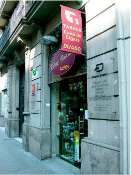 Foto 1 de Estancos en Barcelona | Estanc Duaso