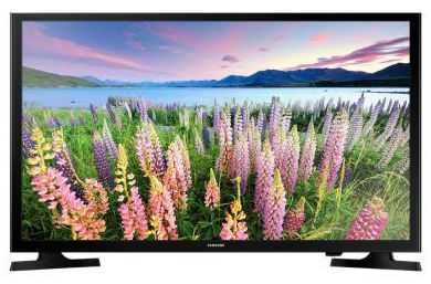 "Televisor 40"" Full HD Smart TV Plano J5000 de Samsung 325€"