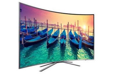 Televisor Curvo 49' UHD con HDR Smart TV KU6500 de SAMSUNG