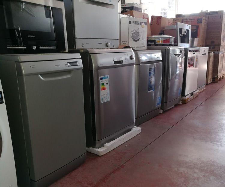 Venta de electrodomésticos en Torrijos