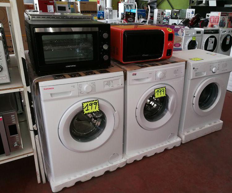 Electrodomésticos al mejor precio