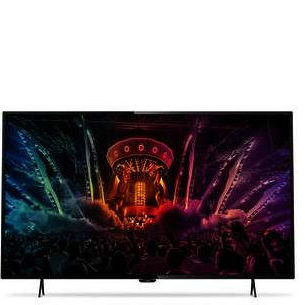 Oferta TV UltraHD 4K 49' Philips 49PUH6101/18 }}