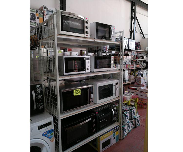 Venta de hornos microondas al mejor precio en Torrijos