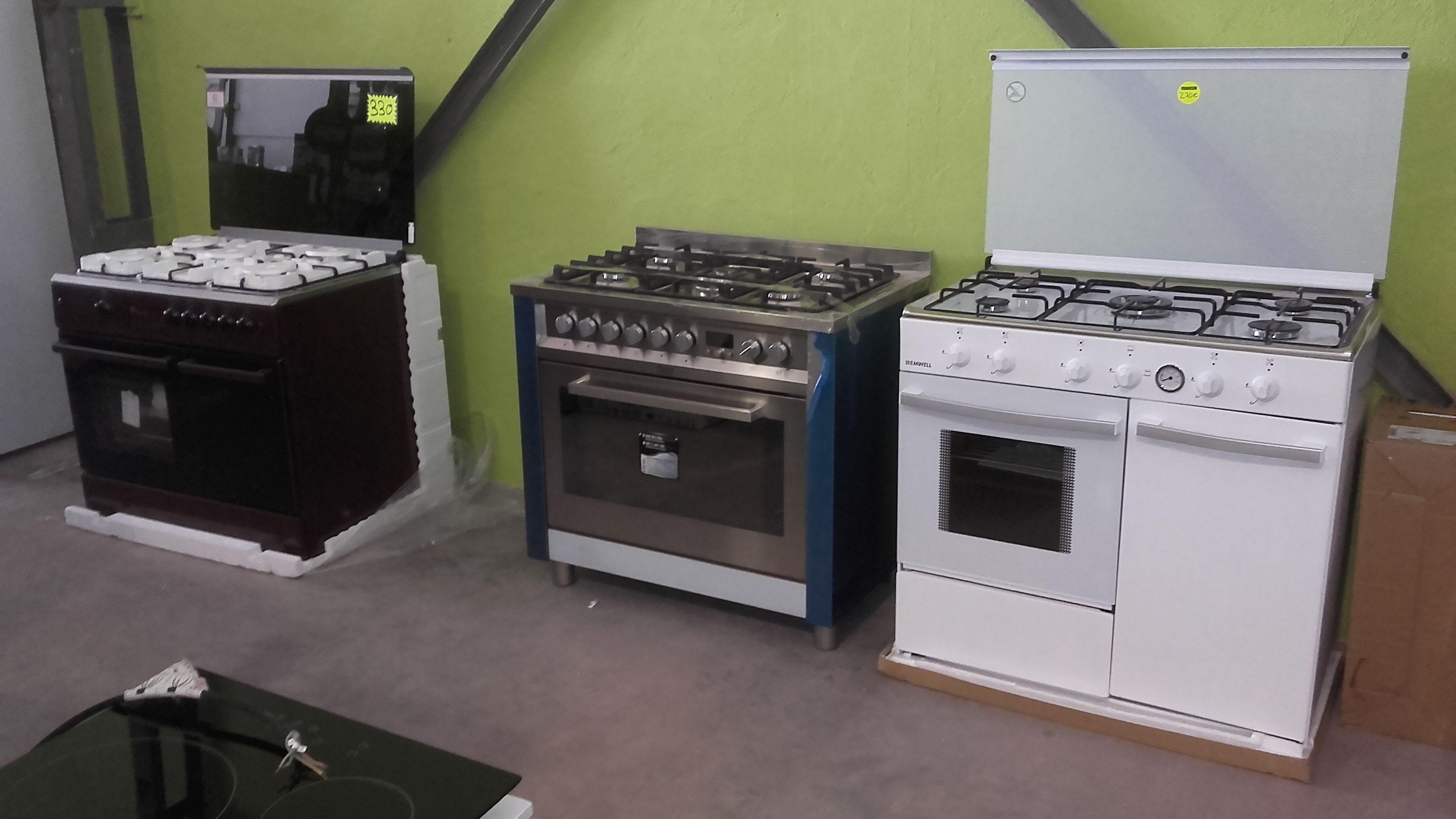 Venta de cocinas con horno