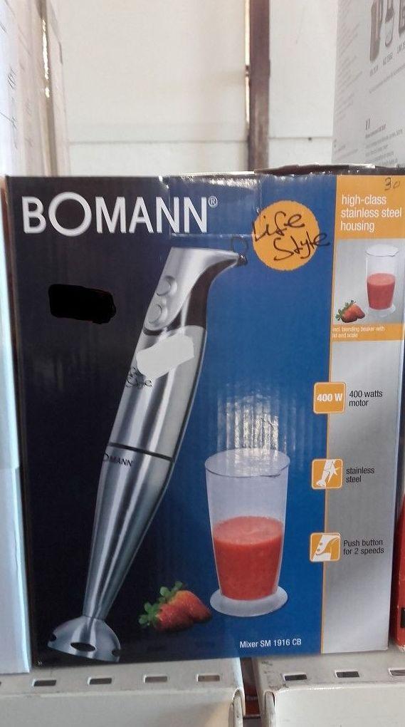Batidora Bomann