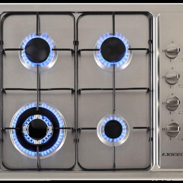 Encimera-Jocel JPEMGBS-604 D4 fuegos: Productos de Electrobox