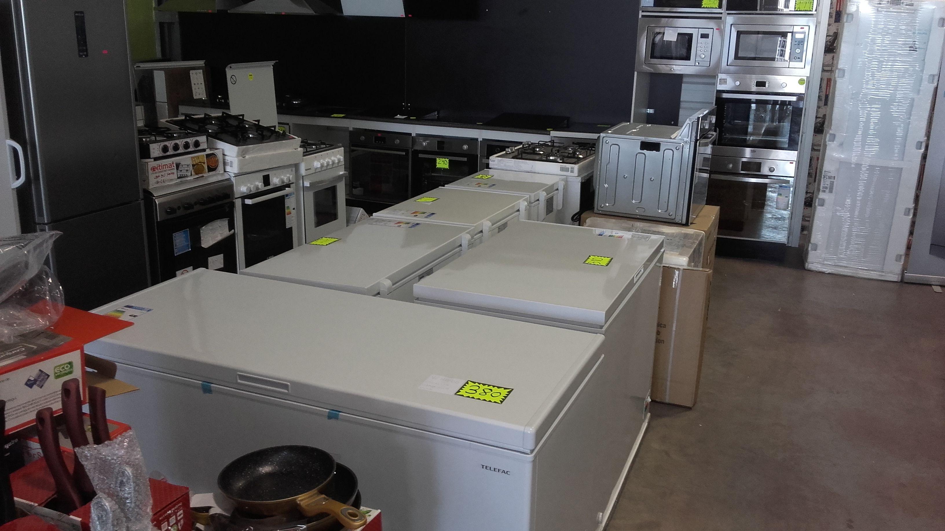 Electrodomésticos de todas las marcas
