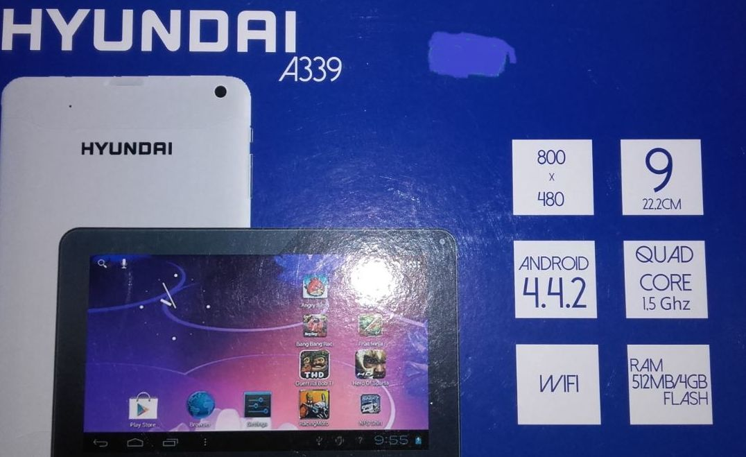 Tablet Hyundai A339