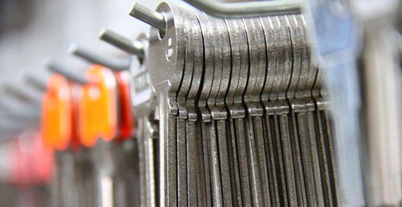 Duplicado de llaves: Servicios de Serralleria, C.P.G.