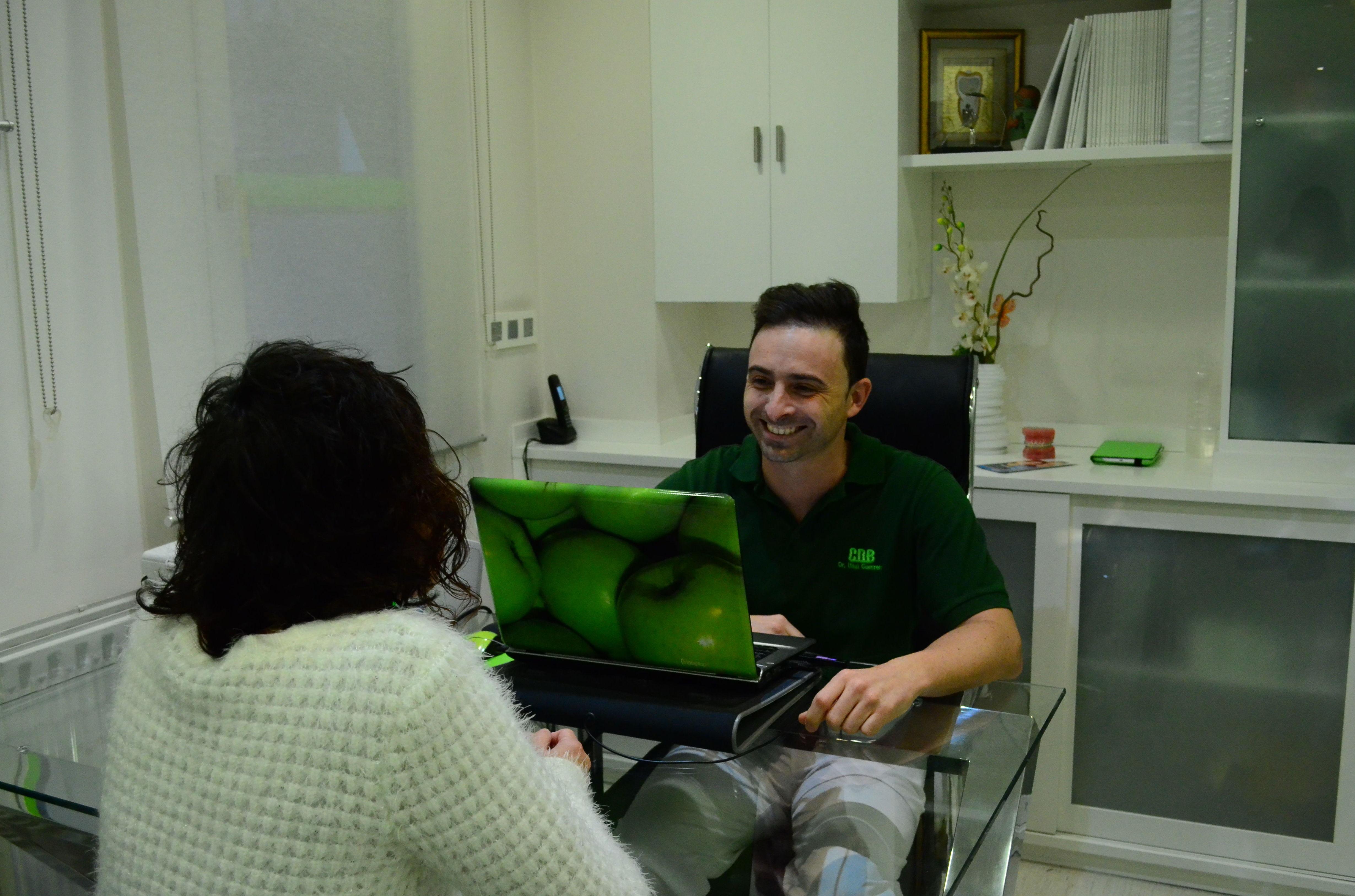 Clínica dental en Basauri