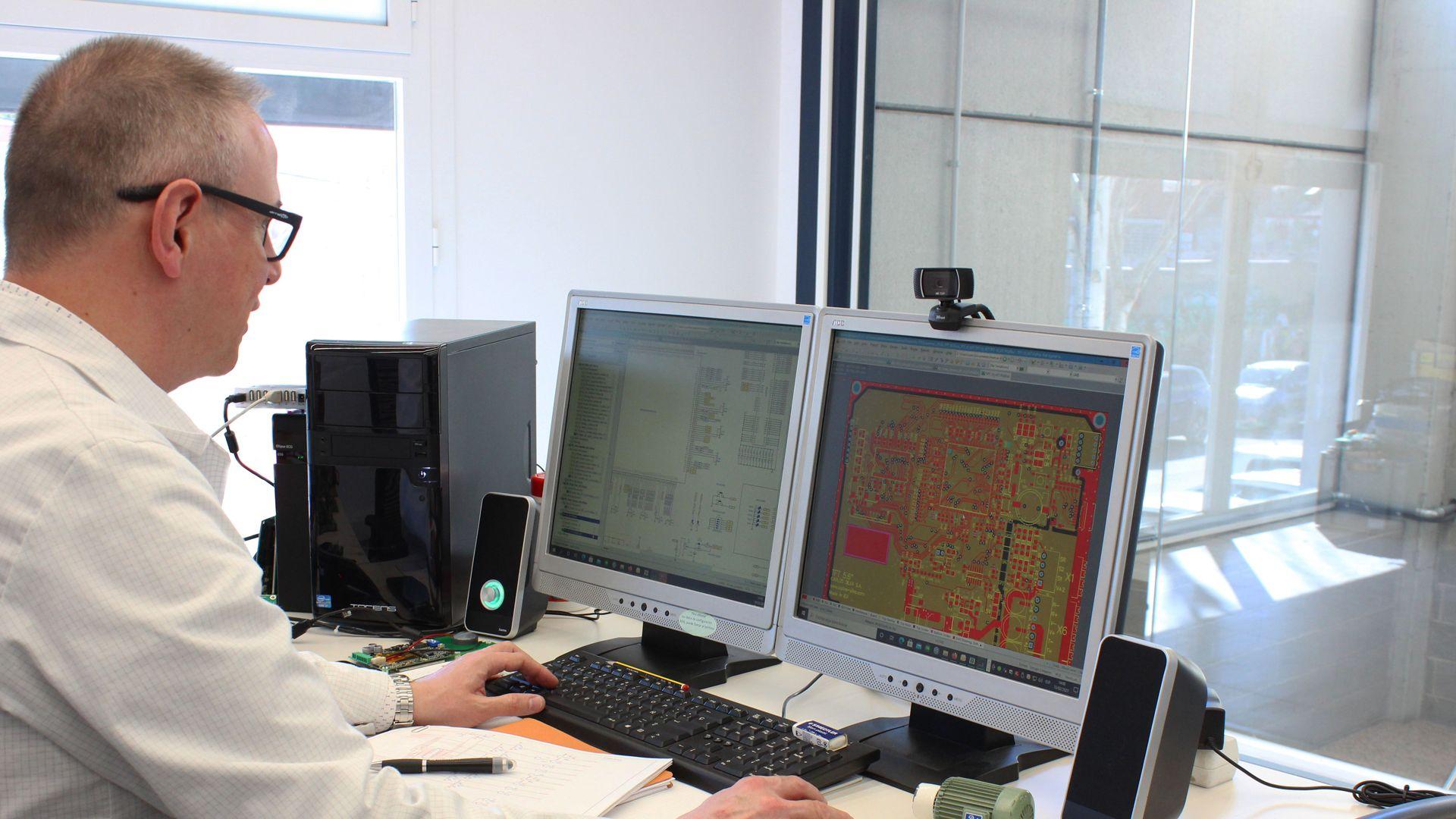 Circuitos electrónicos Madrid Centro