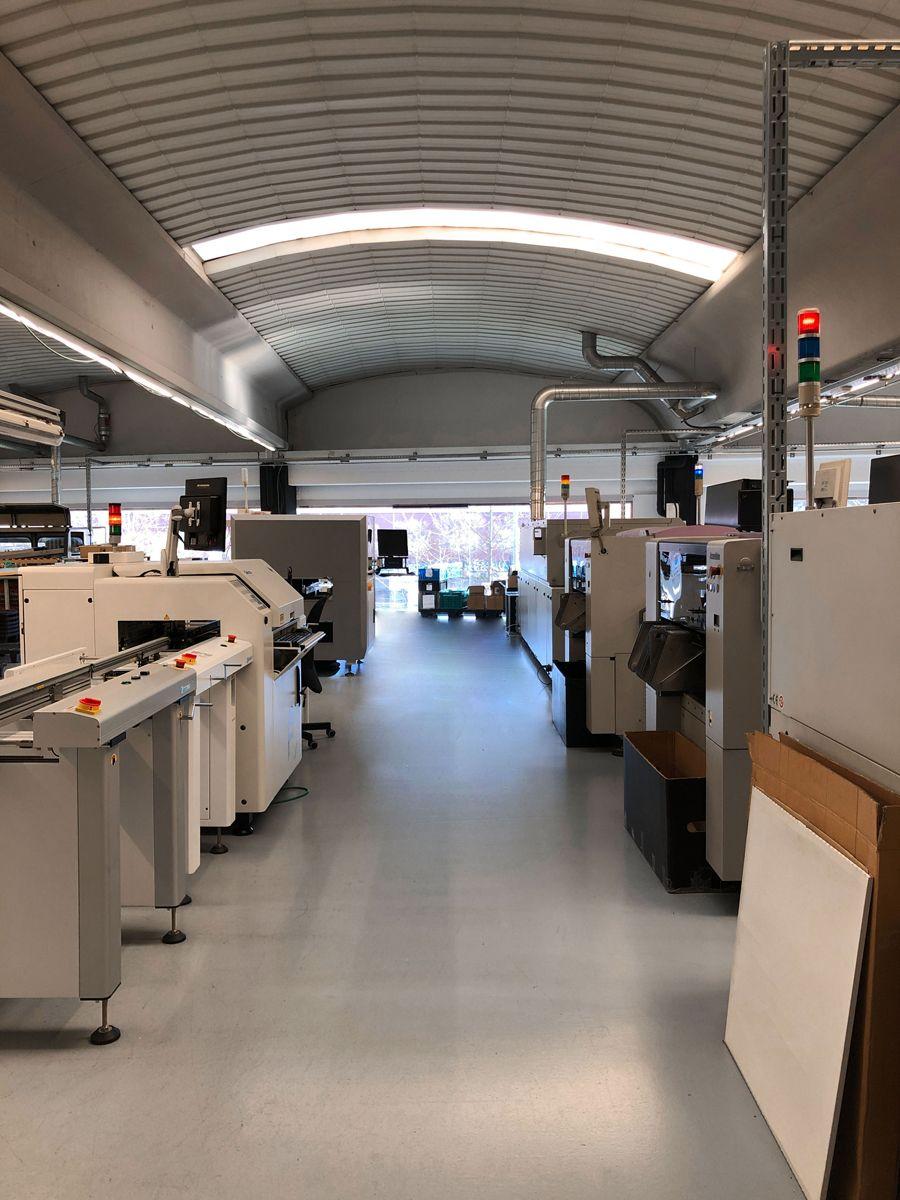 Empresa de montajes electrónicos en Barcelona