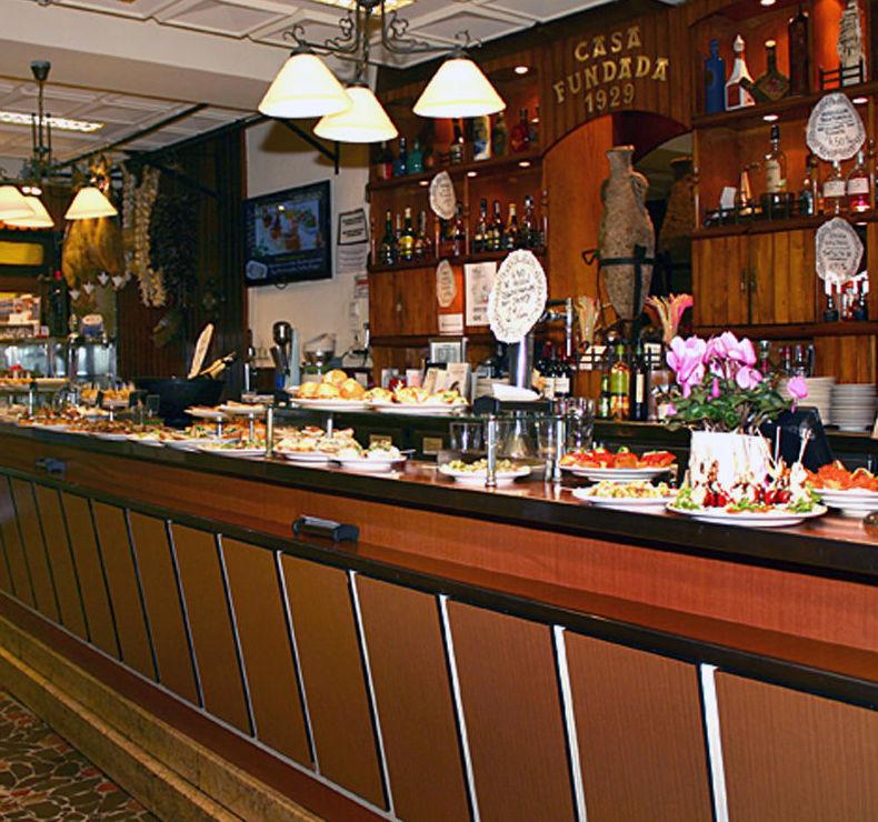 Restaurante en San Sebastián