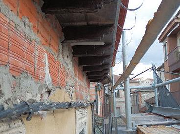 Rehabilitación de edificios - Domingo Trigos Contratas y Construcciones S.L. en Segovia