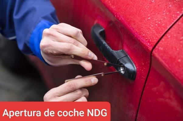 Apertura de coches urgente en Palma de Mallorca