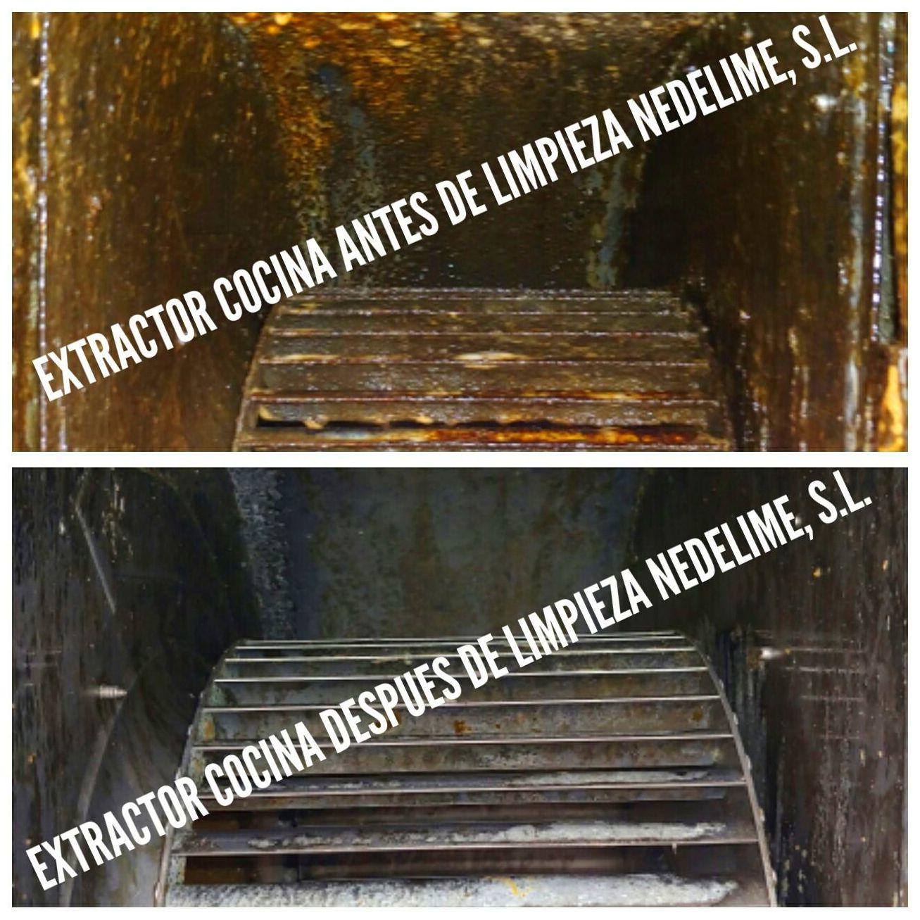 Foto 2 de Limpiezas industriales en  | NEDELIME S.L.