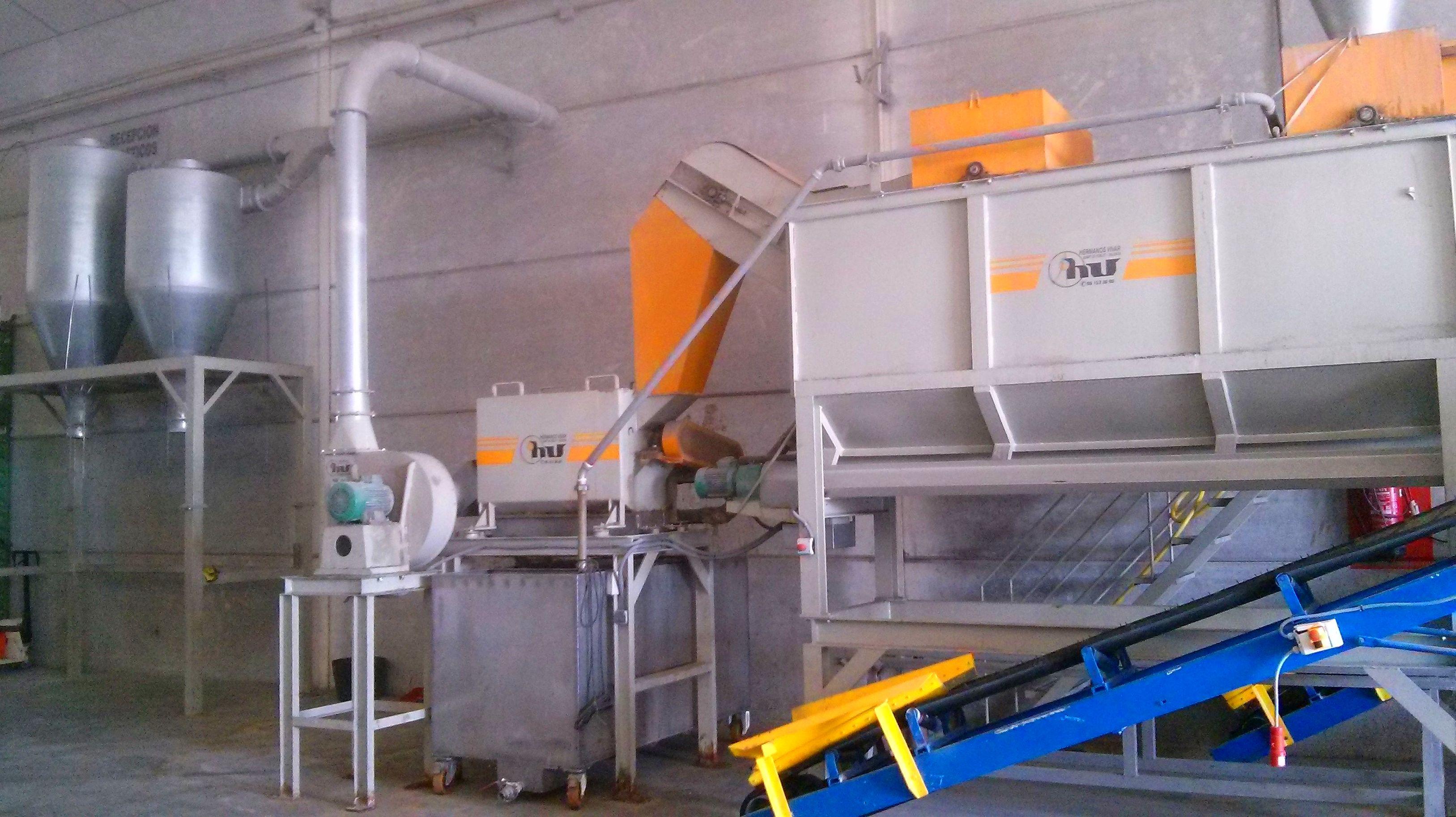 Foto 13 de Reciclaje de residuos en Manises | PalePlast, S. L.