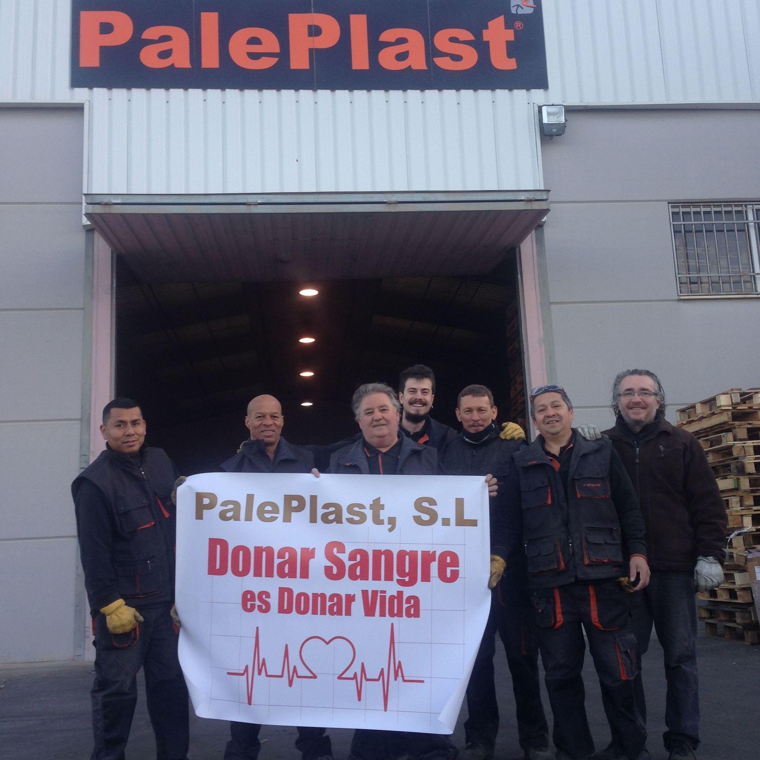 Foto 3 de Reciclaje de residuos en Manises | PalePlast, S. L.