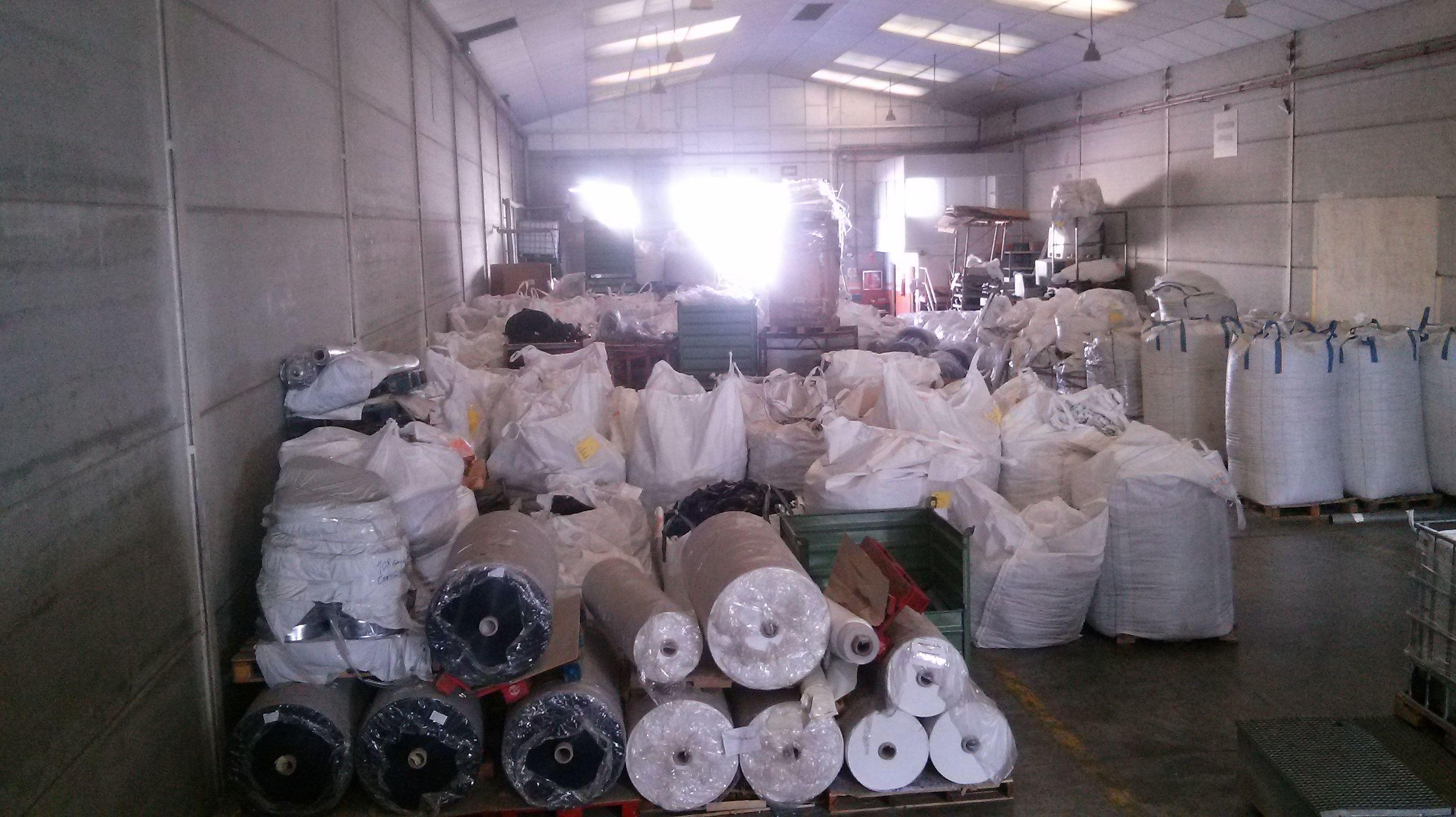 Foto 21 de Reciclaje de residuos en Manises | PalePlast, S. L.