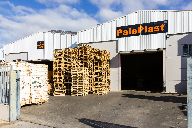 Foto 16 de Reciclaje de residuos en Manises | PalePlast, S. L.