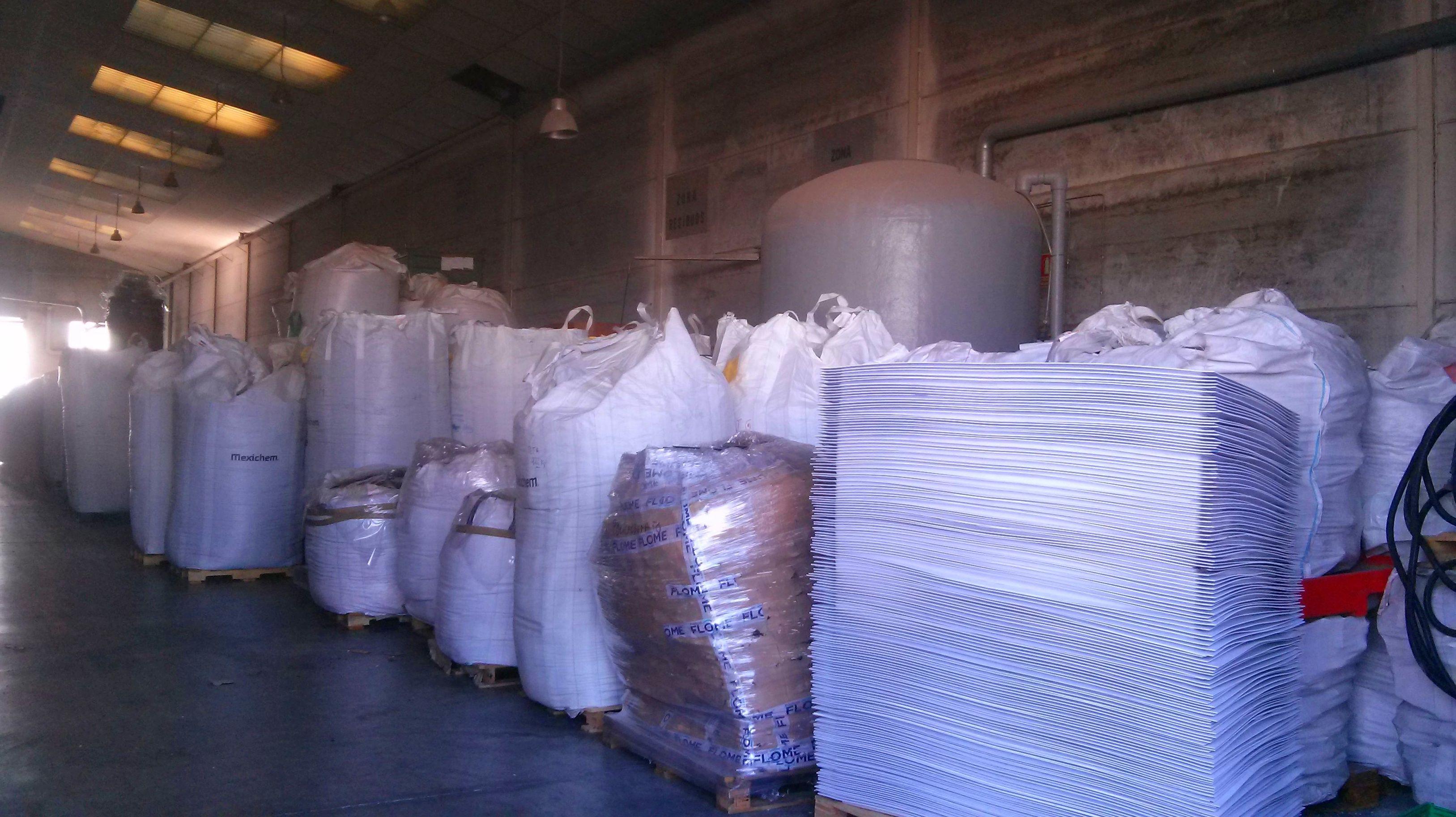 Foto 10 de Reciclaje de residuos en Manises | PalePlast, S. L.