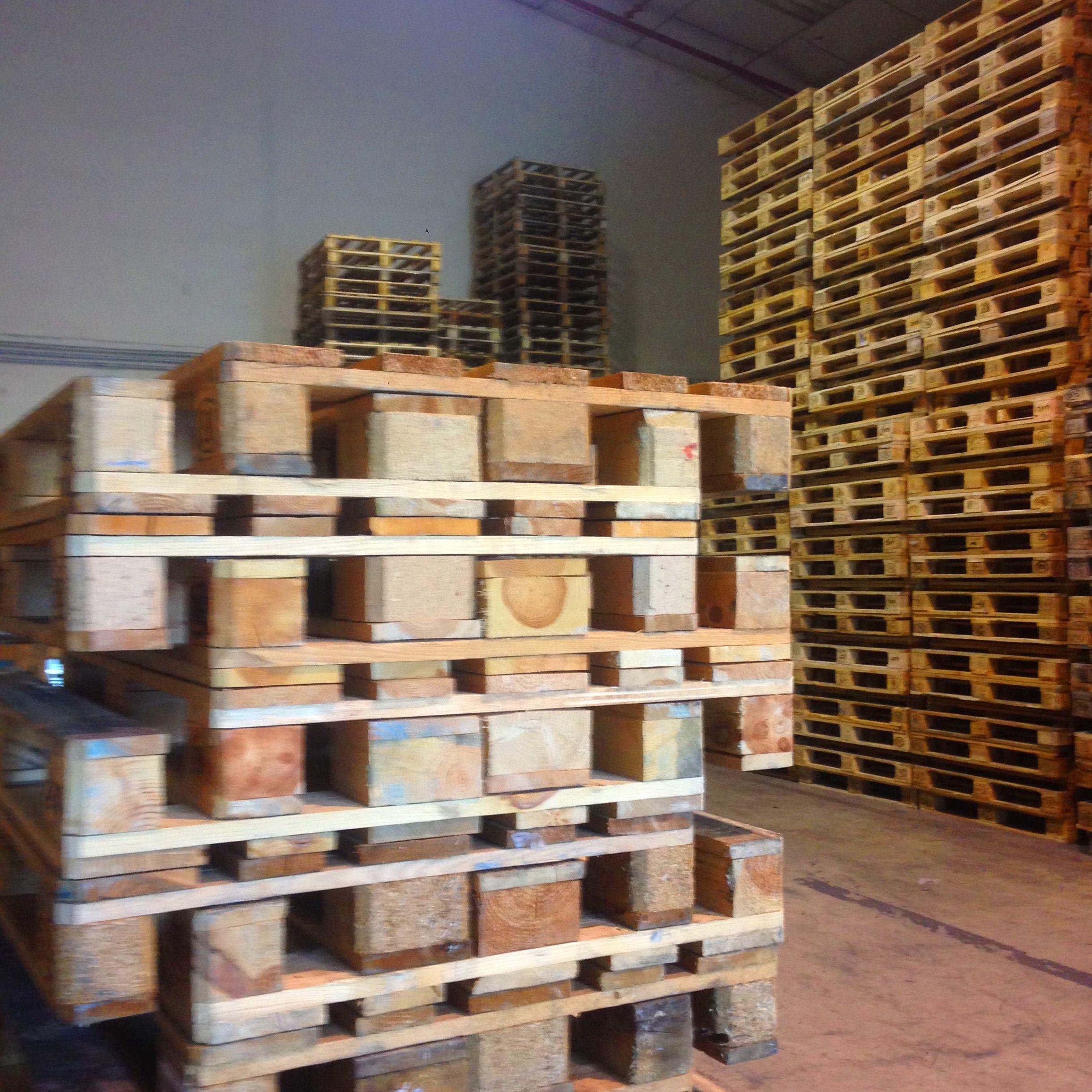 Foto 4 de Reciclaje de residuos en Manises | PalePlast, S. L.