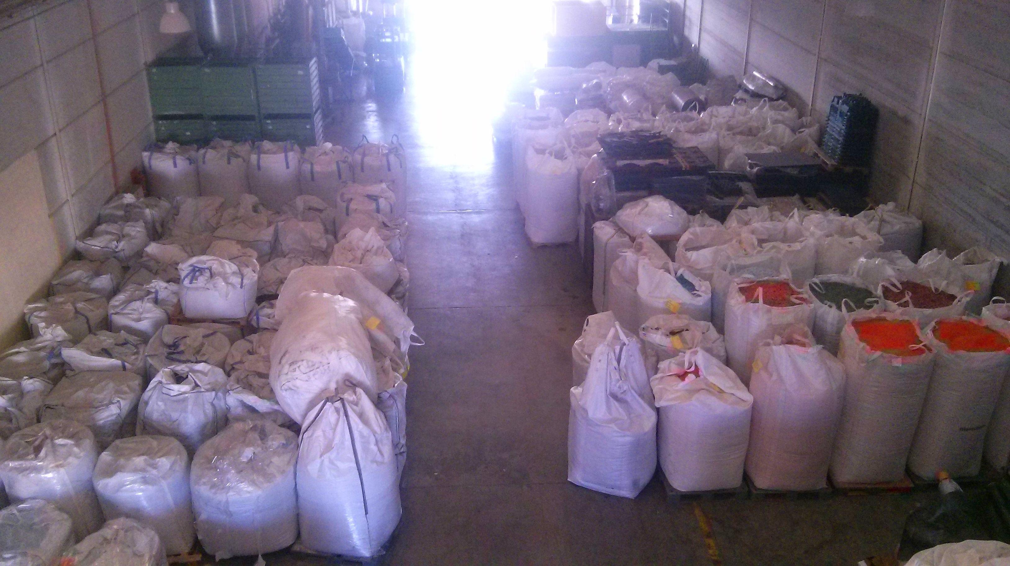 Foto 7 de Reciclaje de residuos en Manises | PalePlast, S. L.