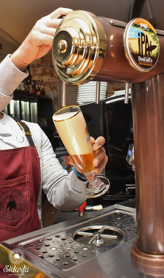 Cerveza artesana: Productos de Gastrolatería Sidarta