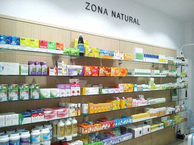Farmacia homeopática en Valls