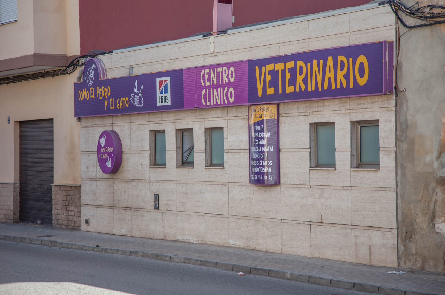 Clínica Veterinaria CPG Torrente