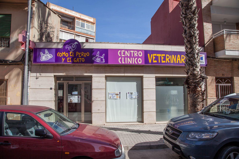Centro clínico veterinario en Torrent (Valencia)