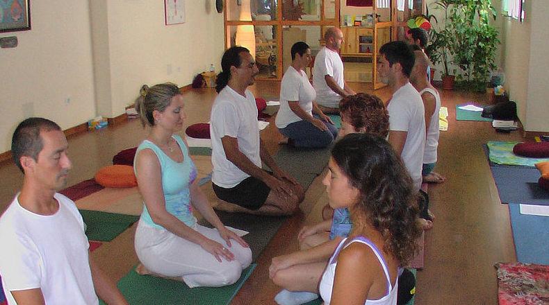 Meditación en Las Palmas de Gran Canaria