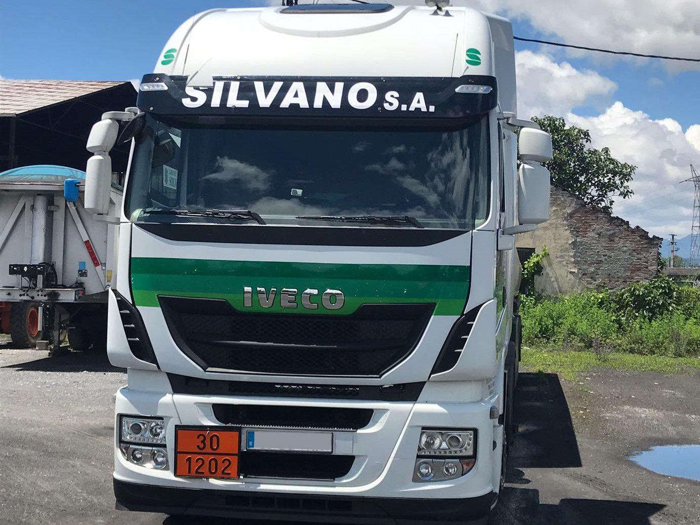 Transporte de mercancías por carretera en León