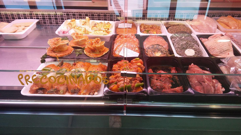 Productos de pollería en A Coruña