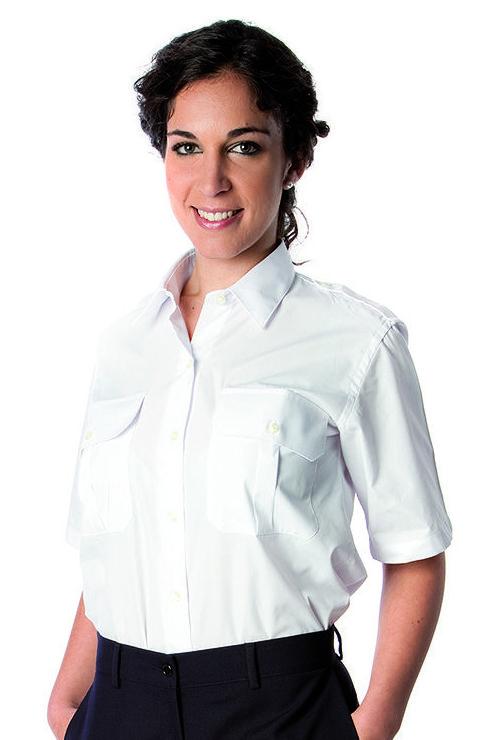 Camisa de mujer para uniforme