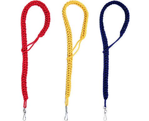 Cordón trenzado para uniformes