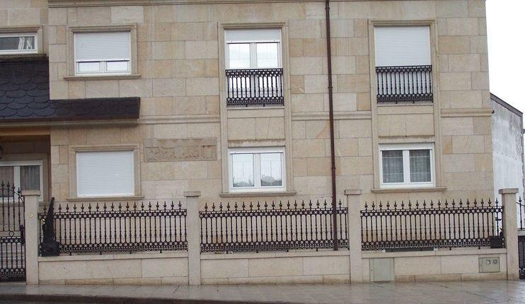 Fachadas: Servicios  de Construcciones Seijas Enríquez