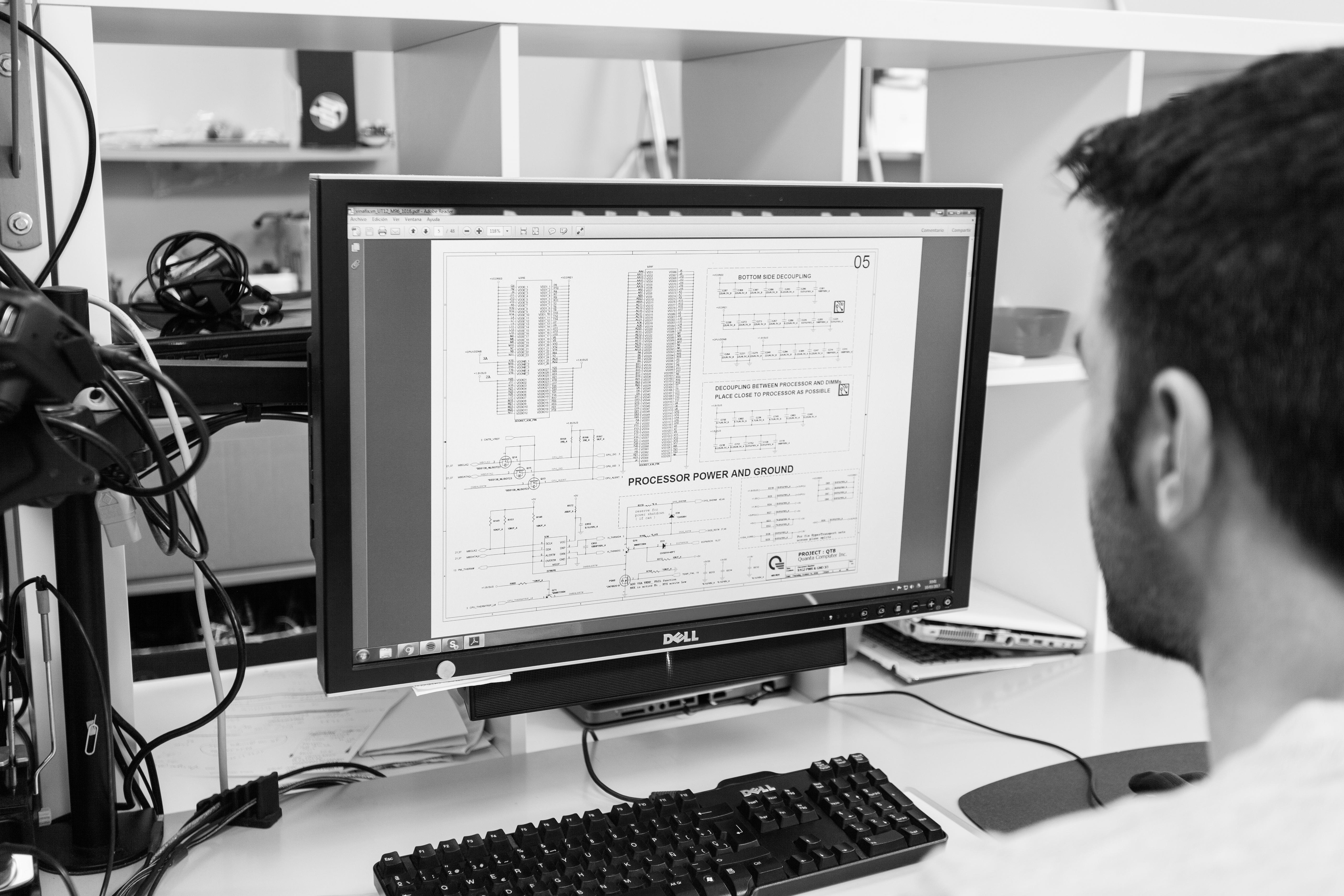 Informática: Reparaciones de PuertoSat