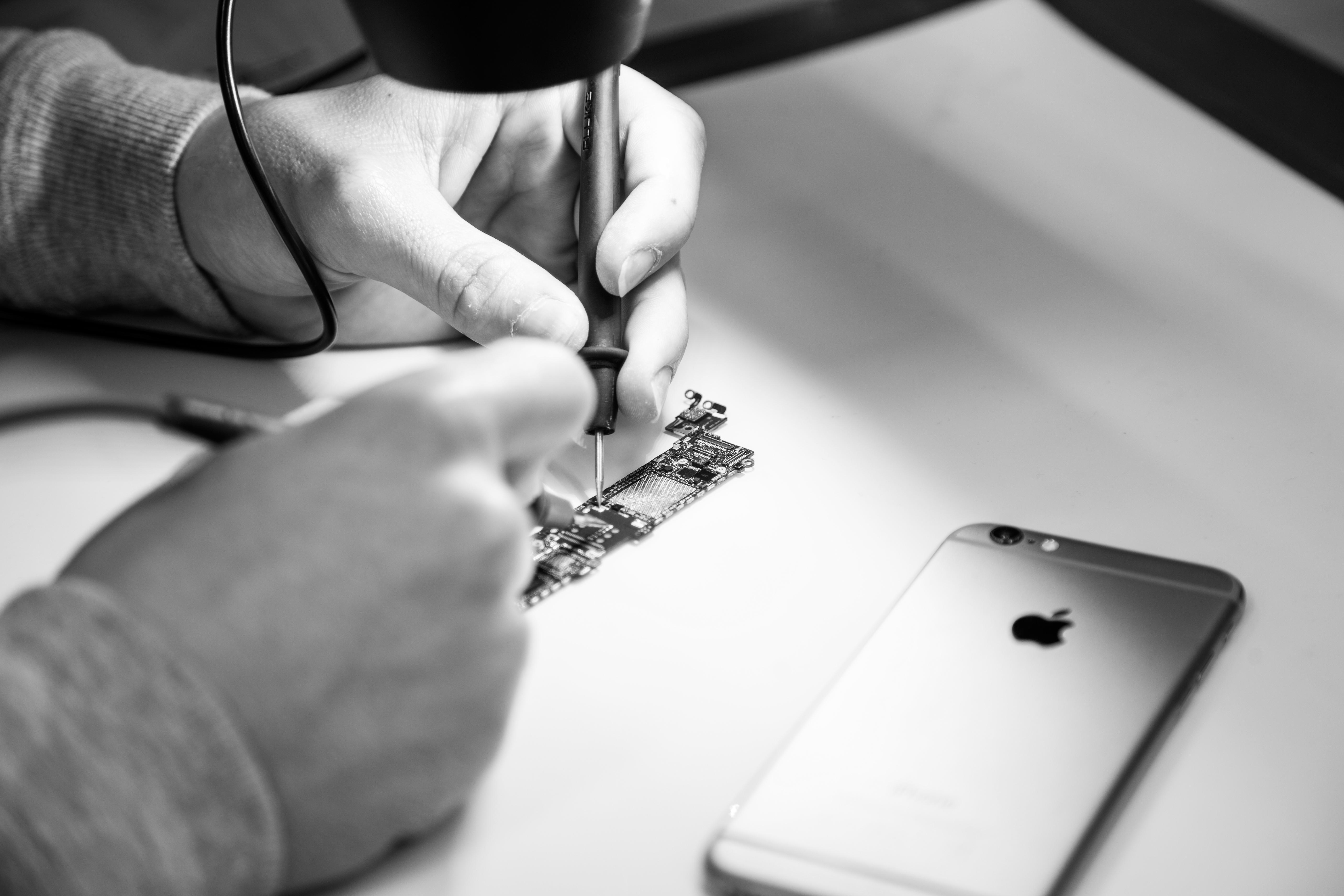 Apple / Mac: Reparaciones de PuertoSat